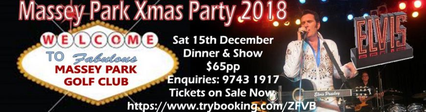 Christmas with Elvis - Click on the Banner for more details.