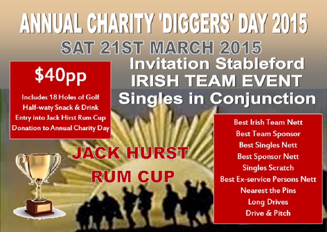 Diggers Day 2015